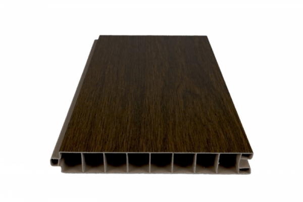 Lambriu Panel PVC - Wenge